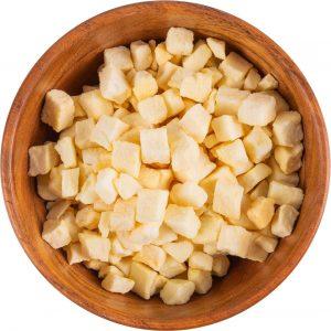 Liofilizowane jabłko