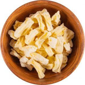 Liofilizowany ananas